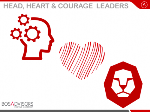 We all have head, heart, courage skills - which one is your natural style?